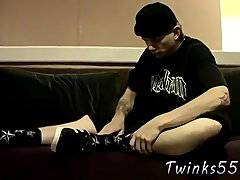 Gay friends wrestling Cummy Feet With Str8
