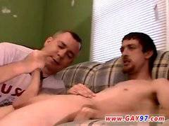 Gays oral group sex Servicing A Hung