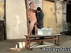 Gay male masturbation Dominant and