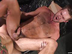 RagingStallion Sebastian Kross Makes A Dick Move