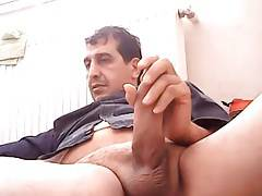 Masturbating Turkey-Turkish daddy Big Dicked