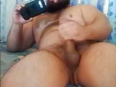 Big bearded guy