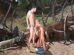 RagingStallion Porn Camp With Sean Zevran And Josh Conners