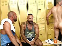 Men Over 30 Fucking My Gym Buddies