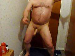 DANCING OILED BEAR