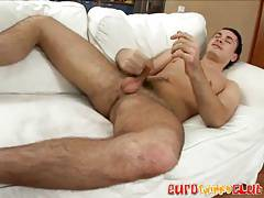 super brunette european twink