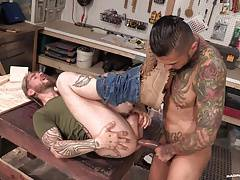 RagingStallion Boomer Banks WANTS THE MEAT