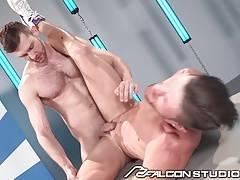 FalconStudios Jacob Peterson In Hot Jockstrap