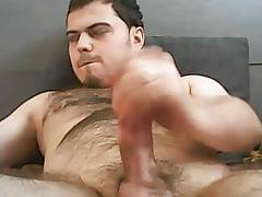 Masturbating Turkey-Turkish Bear Vedat Edirne
