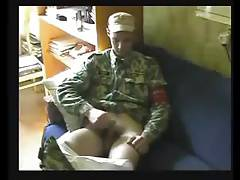 Russian soldiers jerking off 5