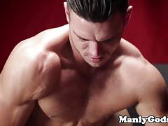 Dani Demon analfucked by hunk Paddy