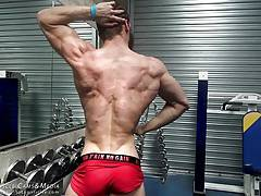 Aesthetic Muscle Flex Show
