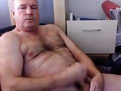 Cute hairy daddy