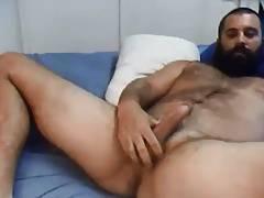 Hot hairy dude