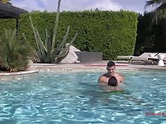 Gay Pool Friends