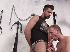 Horny Bareback Session 07 - Breed me in Your Playroom