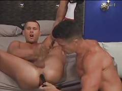 Muscle Jocks Know How To Fuck
