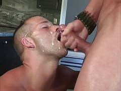 77 Times Mouth Cum, Part 2