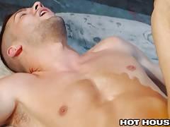 HotHouse Big Cock Bad Boy Caught Vandalizing