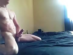 Fucking hot cumshot