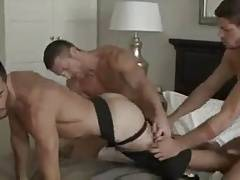 big cock 3some 3