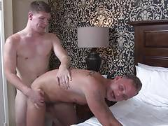 ActiveDuty Big Dick Soldiers Bareback Fucking