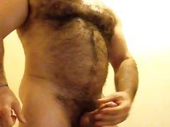 Big beautiful Daddy Bear