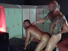 Raw - Big sex club orgy - II