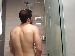 Horny hunks in shower 29