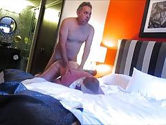 Married bi dad got fucked on business trip