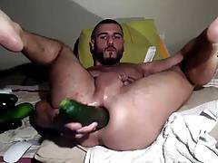 Cam - Spaniard with a greedy hole.