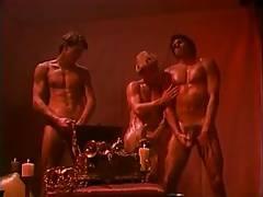 Four Hot Hunks