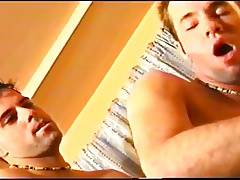 Males Fucking on Couch