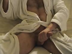 Bath robe jerk