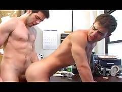 Jimmy Trips Warehouse Romp with Zack Randall