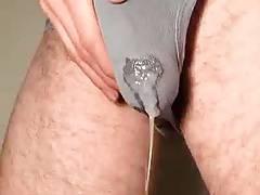 Leaking cum