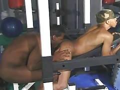 Morenos Calientes en el Gym