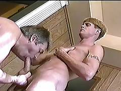 Mature and Boy Have Sex