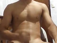 Hot Guy Jerking!