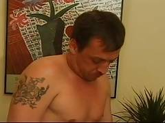 Young Fucks Older Man