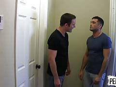 Frat Bully with Cameron Kincade and Lance Hart GAY WEDGIE