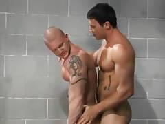 Jason Adonis and Marcus Steele