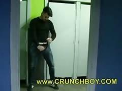 ADAY TRAUN fuck a straight arab on public toilett Boybery ma