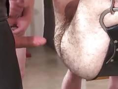Bareback - Sling Fuck