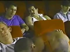 gay play in straight porn theatre