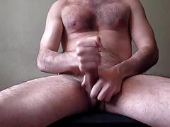 jerking and cum