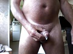 Amazing never seen anything like it cum and air out of dick