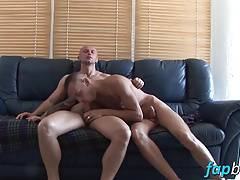 Nico and Junior have a hot fuck session