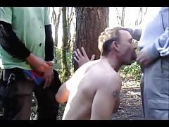 cruising dans les bois