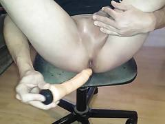 self anal